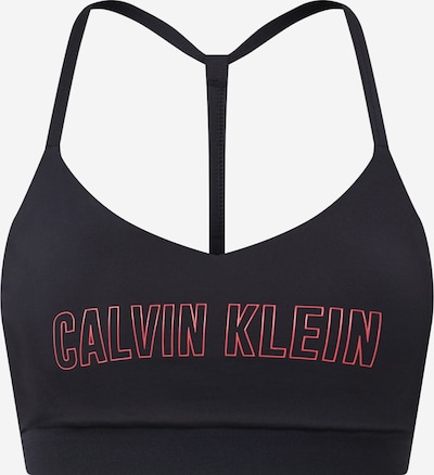 Calvin Klein Performance Sport bh in de kleur Pink / Zwart, Productweergave
