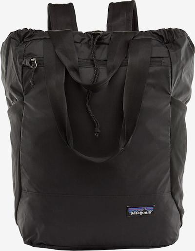 PATAGONIA Tasche in schwarz, Produktansicht