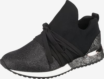 LA STRADA Slip On in schwarz / silber, Produktansicht