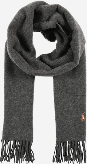 Polo Ralph Lauren Écharpe 'COLDWEATHER-SIGN IT' en gris, Vue avec produit