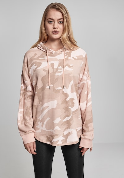 Urban Classics Hoody in rosa | ABOUT YOU