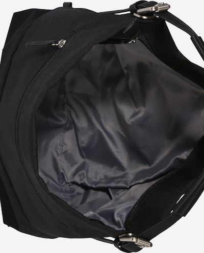 JOST Schultertasche 'BERGEN' in schwarz: Draufsicht