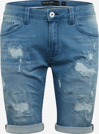 INDICODE JEANS Jeansshorts 'Commercial' in blue denim, Produktansicht
