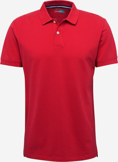 ESPRIT Polo  'OCS N pi po ss' in rot, Produktansicht