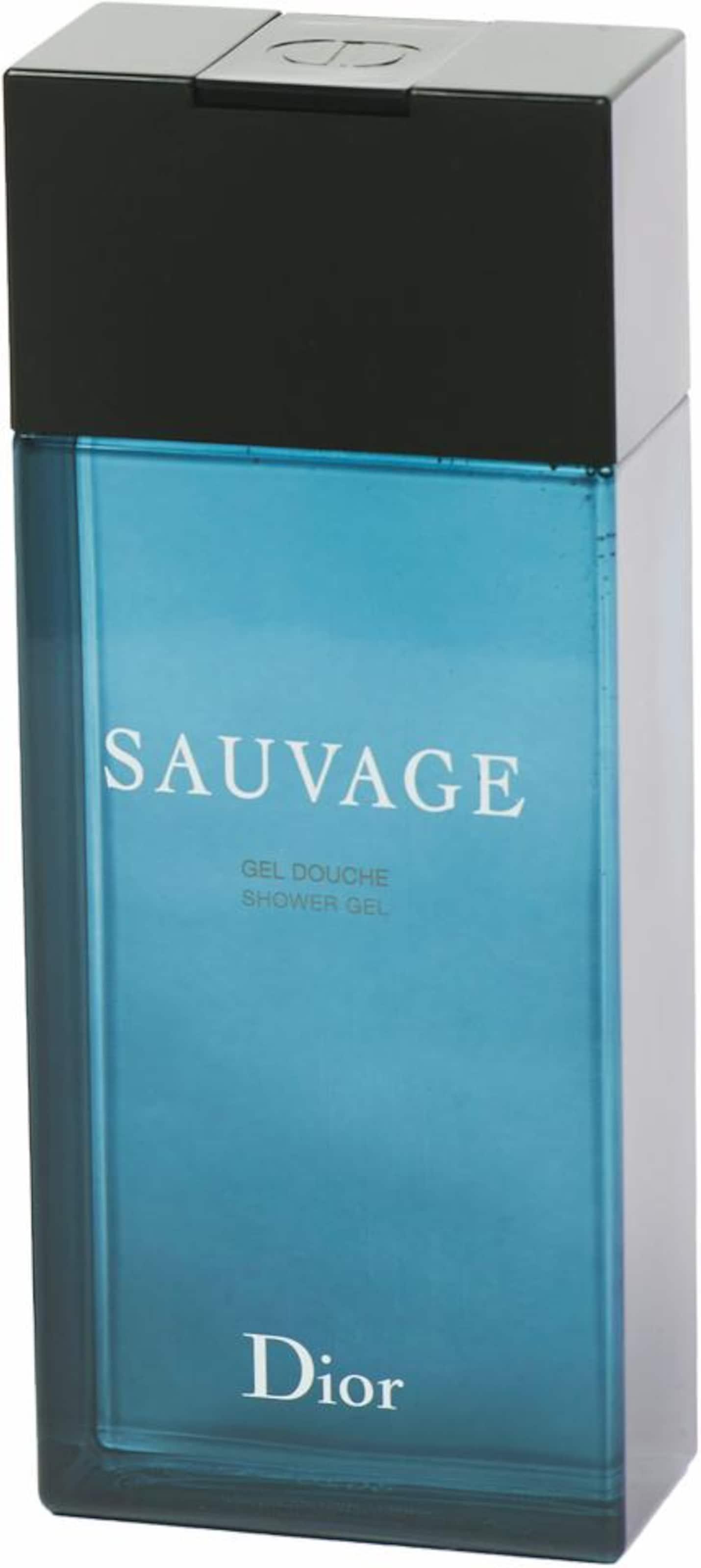 Dior Blau Duschgel In 'sauvage' hrCxtQds