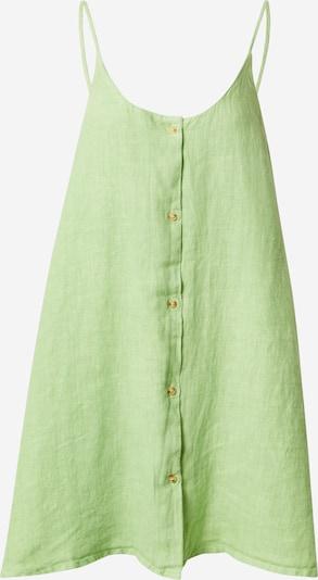 AMERICAN VINTAGE Robe 'Tibtown' en vert clair, Vue avec produit