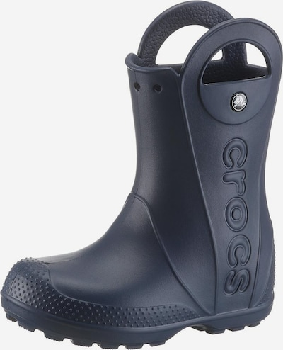 Crocs Gummistiefel 'Handle It Rain Boot' in dunkelblau, Produktansicht