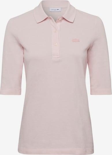 LACOSTE Lacoste Poloshirt in altrosa, Produktansicht