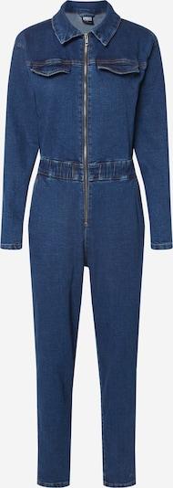 sötétkék Urban Classics Kezeslábas 'Ladies Boiler Suit', Termék nézet