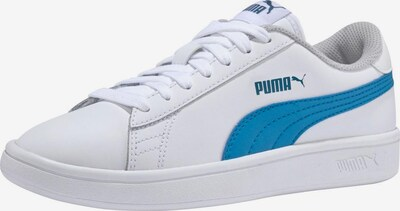 PUMA Sneaker in himmelblau / weiß, Produktansicht