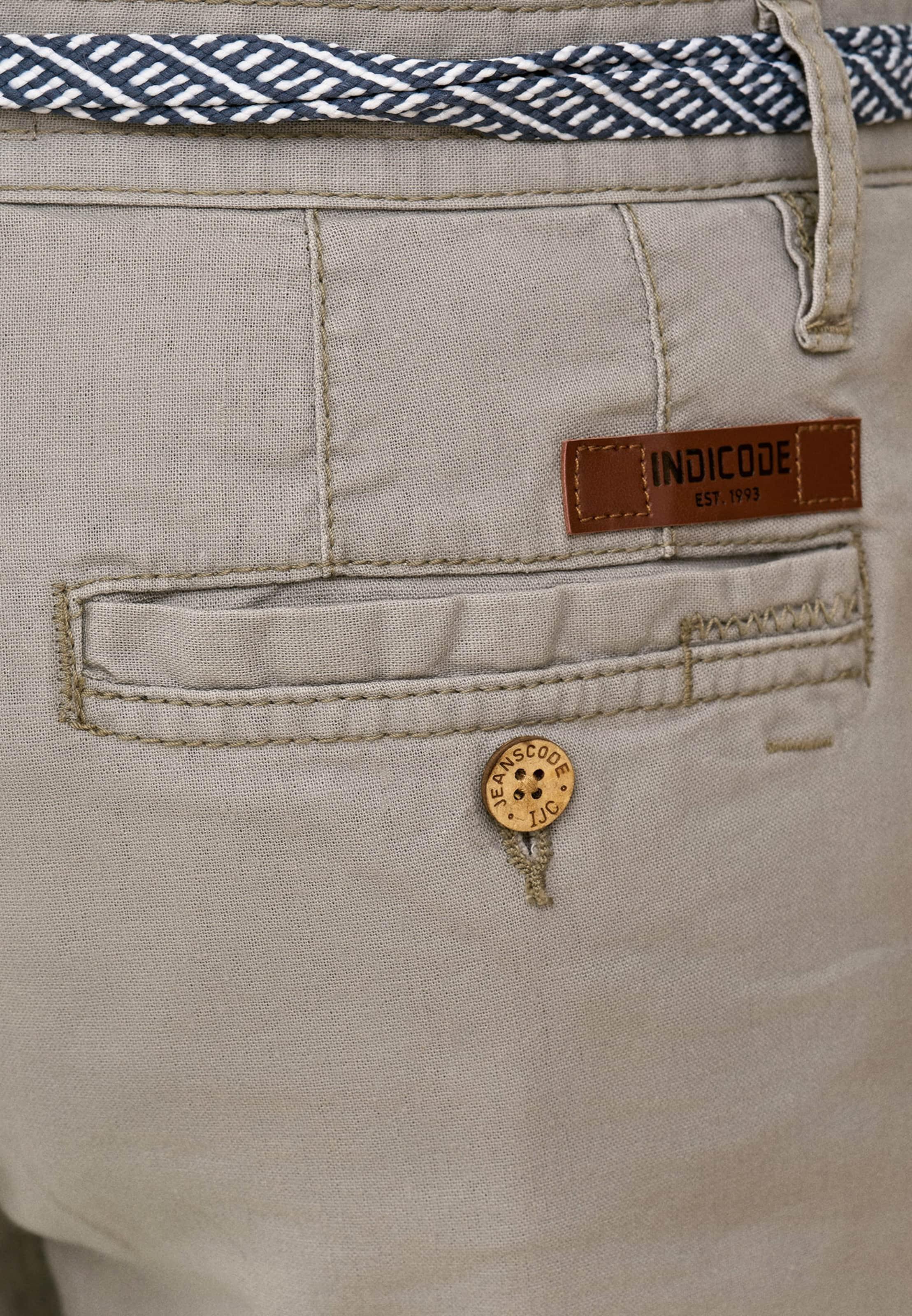 'haverfiel' Indicode In Hose Jeans Rauchgrau H2IEYDeb9W