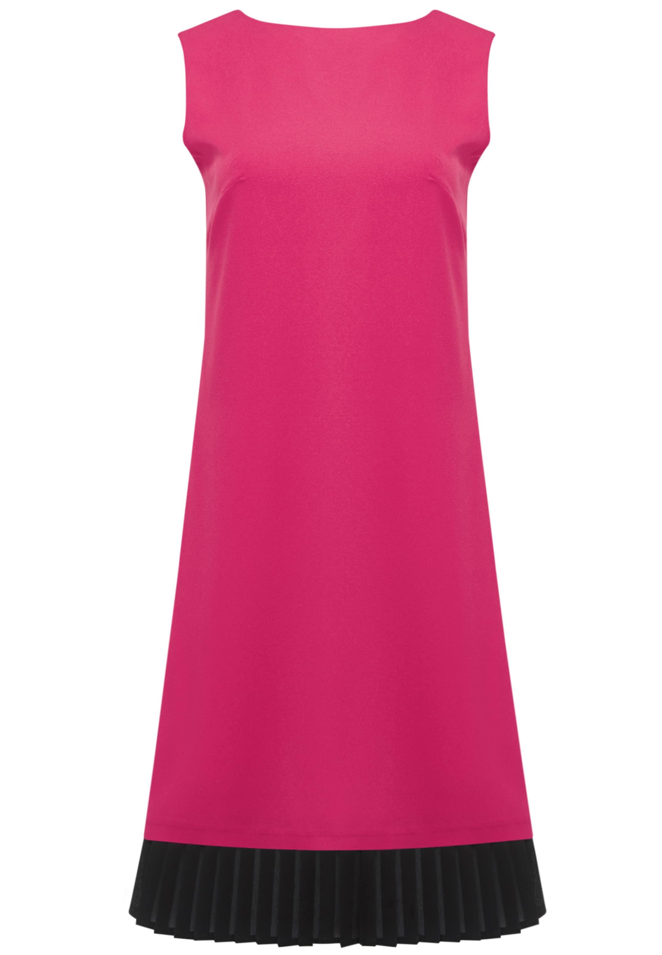 Robe Faina De Rose Cocktail En CBrtxsQhdo