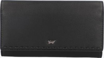Braun Büffel Geldbörse 'Soave' in schwarz, Produktansicht