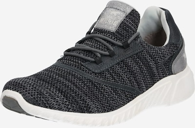 MUSTANG Sneaker in schwarz, Produktansicht