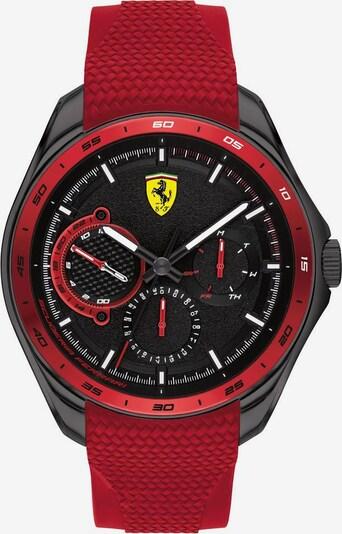 Scuderia Ferrari Multifunktionsuhr 'Speedracer, 830681' in rot / schwarz, Produktansicht
