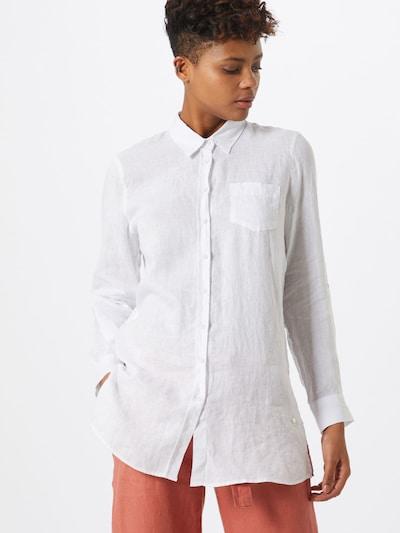 BRAX Bluse 'VENERA' in weiß, Modelansicht