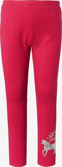 SALT AND PEPPER Leggings in rot / weiß, Produktansicht