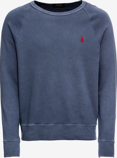 POLO RALPH LAUREN Sweatshirt 'LSCNM1-LONG SLEEVE-KNIT K191SC12' in de kleur Navy, Productweergave