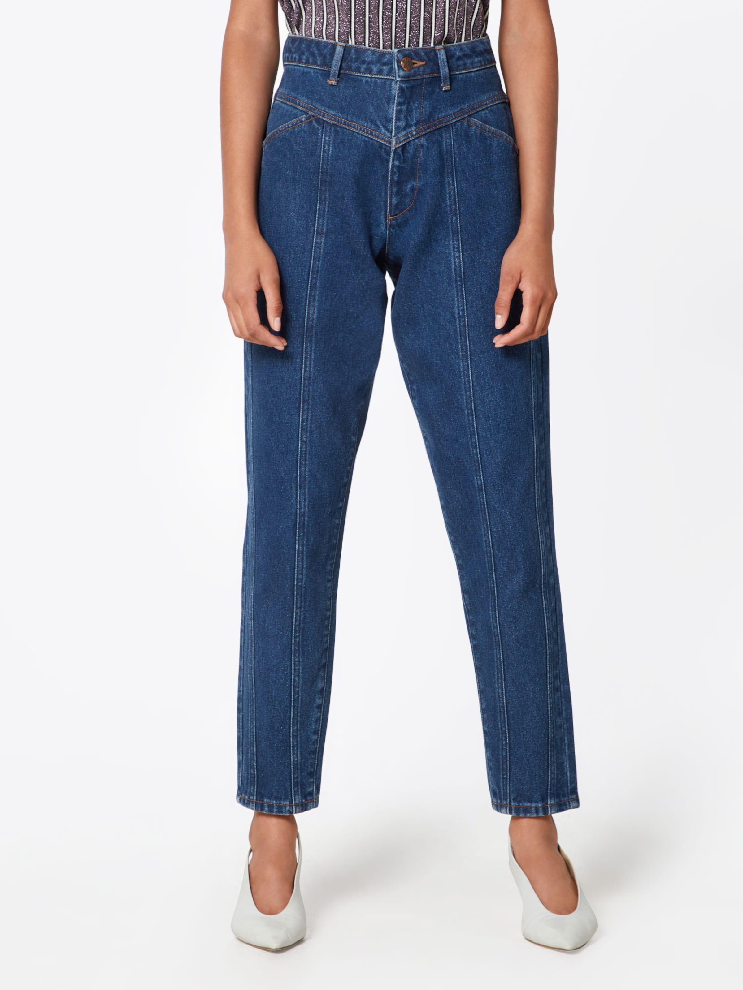 'posmarguerit Denim Jean Jeans' En Postyr Bleu E29IWDH