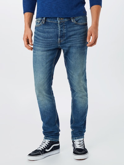 Only & Sons Jeans 'Loom' in blue denim, Modelansicht