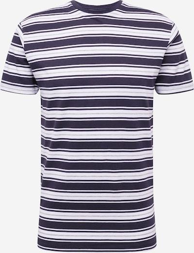 Kronstadt Shirt 'Albam' in navy / grau / weiß, Produktansicht