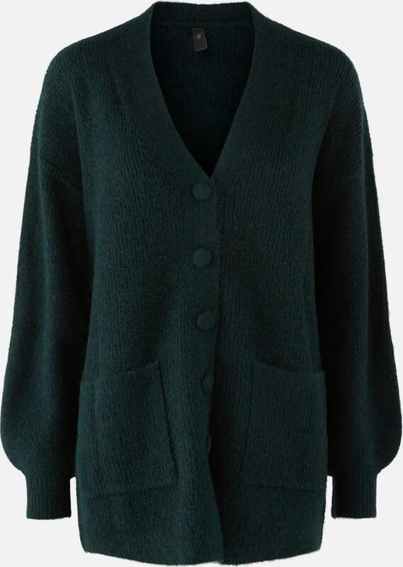 Y.A.S Cardigan in in in dunkelgrün  Neue Kleidung in dieser Saison 1355a0