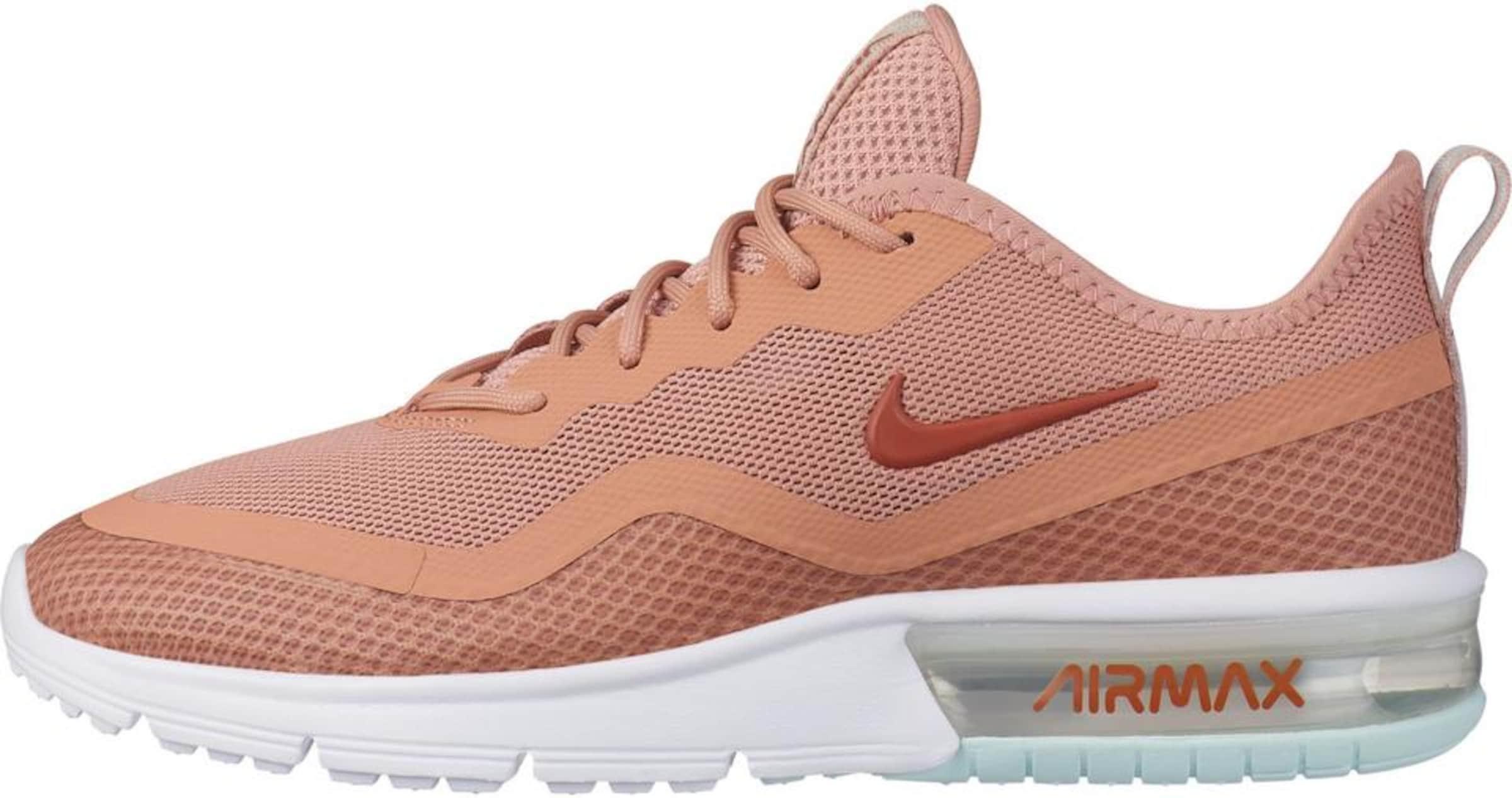 'wmns Nike Sneaker Sequent Sportswear 5' RostrotPastellrot Max Air 4 In yOvmn80Nw