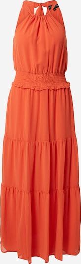 Dorothy Perkins Obleka 'Shirred' | oranžno rdeča barva, Prikaz izdelka