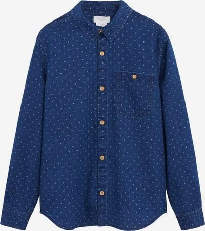 MANGO KIDS Hemd 'Ink' in dunkelblau, Produktansicht