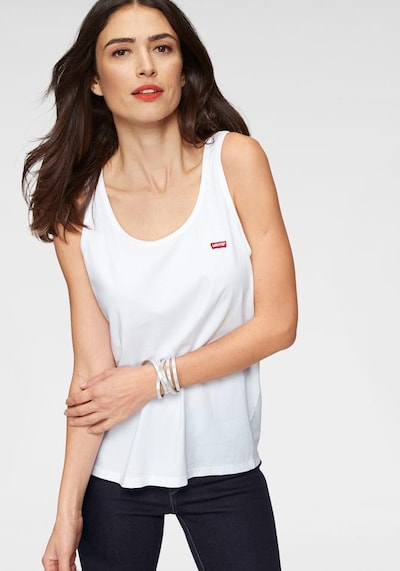 LEVI'S Top 'Bobbi Tank' in de kleur Wit, Productweergave