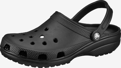 Crocs Clogs 'Classic' in schwarz, Produktansicht