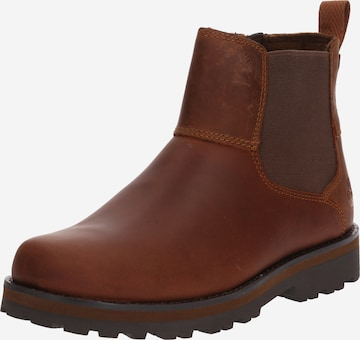 TIMBERLAND Chelseaboots in Braun