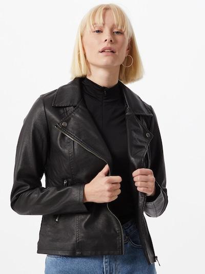 ONLY Kurtka przejściowa 'MELISA' w kolorze czarnym, Podgląd na modelu(-ce)