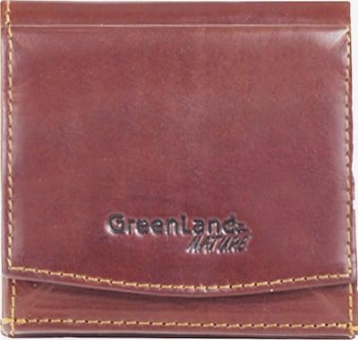 GREENLAND Geldbörse 'Rubin' in karamell, Produktansicht