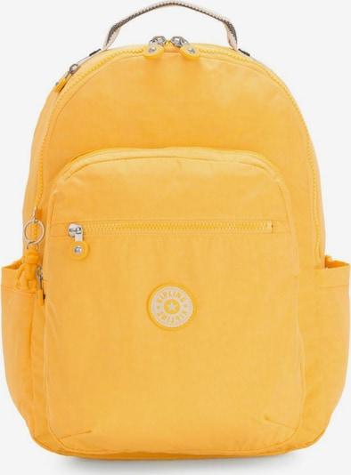 KIPLING Laptoprucksack in gelb, Produktansicht