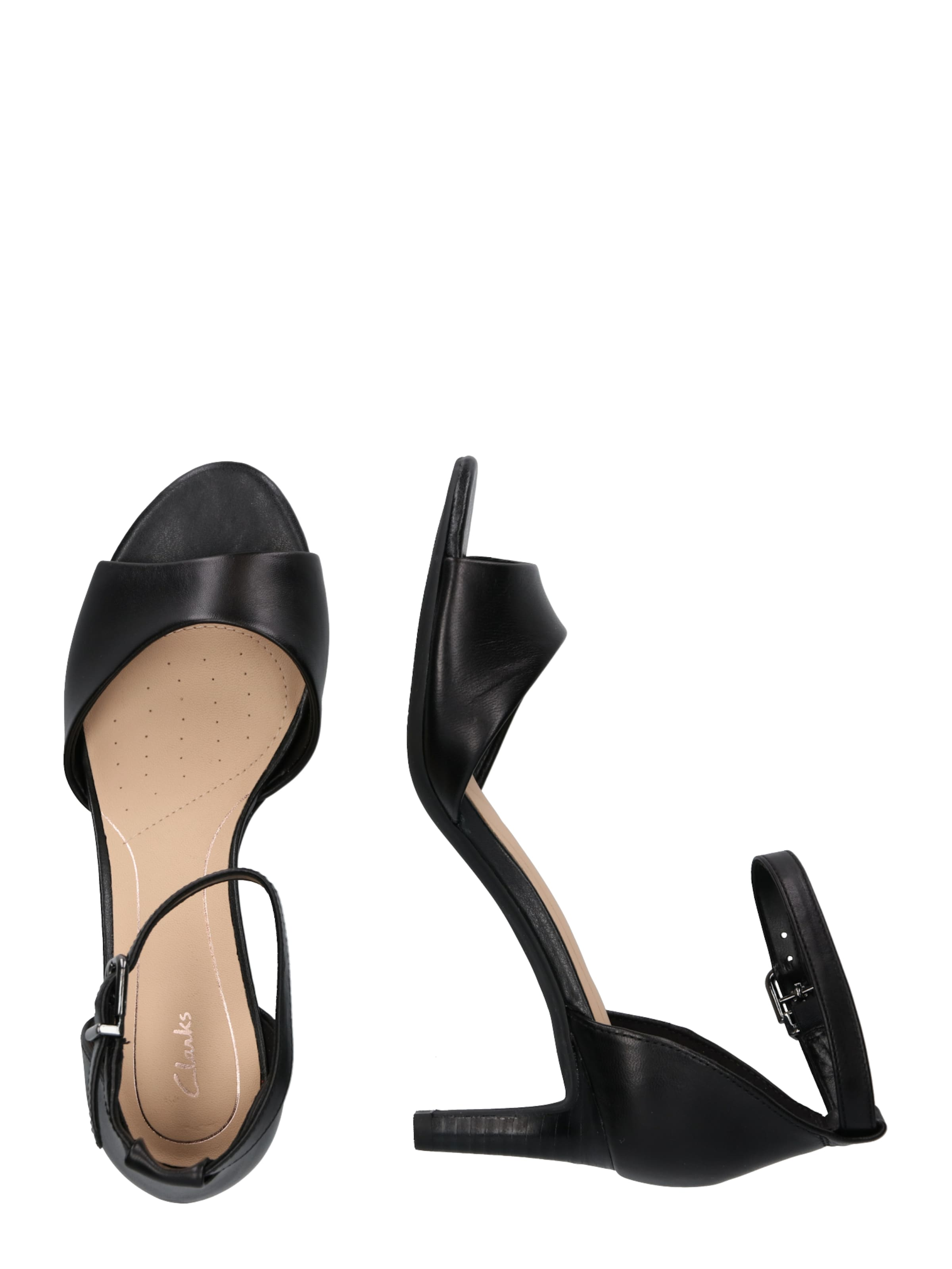 Pumps Grace' 'laureti In Schwarz Clarks CroxeBd