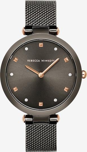 Rebecca Minkoff Uhr 'Nina' in basaltgrau, Produktansicht