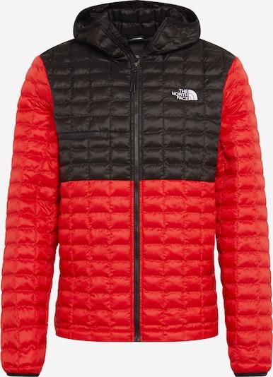 THE NORTH FACE Sportovní bunda - červená / černá, Produkt