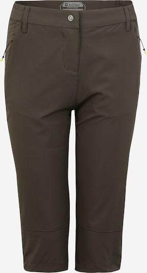 Sportinės kelnės 'Terasi' iš KILLTEC , spalva - alyvuogių spalva, Prekių apžvalga