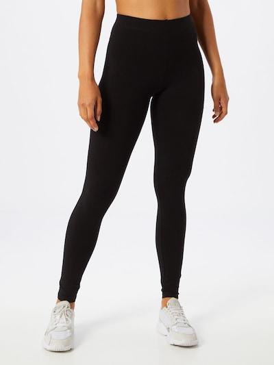 Leggings Gina Tricot di colore nero, Visualizzazione modelli