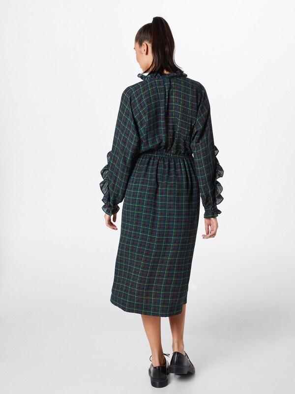 Robe En Designers Vert 'saga' chemise Remix Tl5u1KJ3Fc