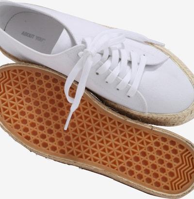 Schoenen voor Dames Veterschoen 'Malia' in Wit