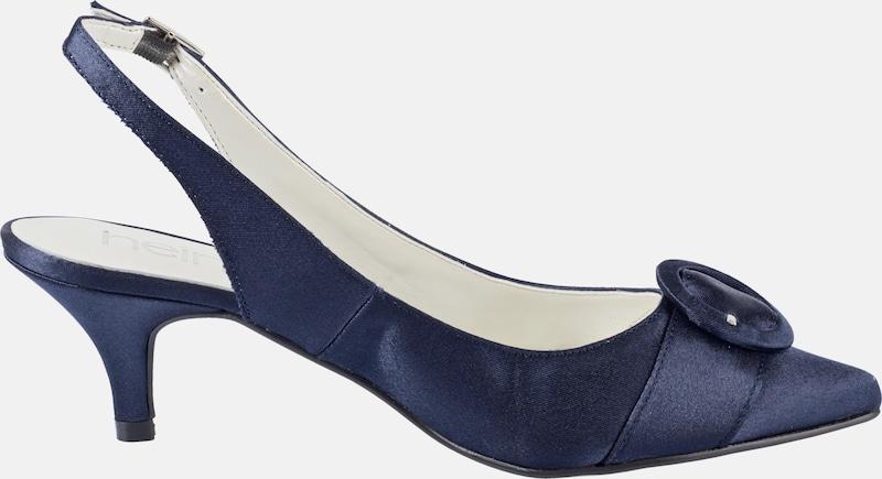 heine Slingpumps mit Zierschließe Günstige und langlebige Schuhe