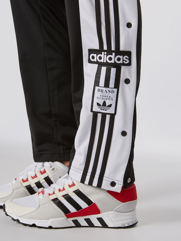 san francisco where can i buy best deals on ADIDAS ORIGINALS Hose 'Snap' in schwarz / weiß | ABOUT YOU