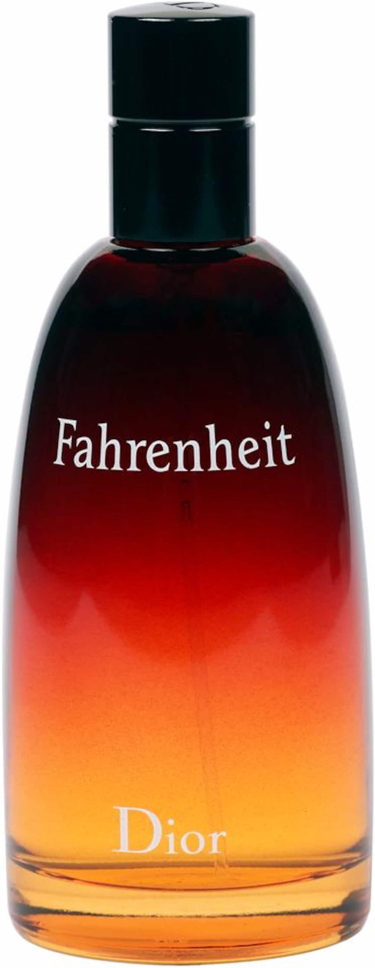 Aftershave Dunkelorange In Dior 'fahrenheit' Dior Aftershave VzSUMp
