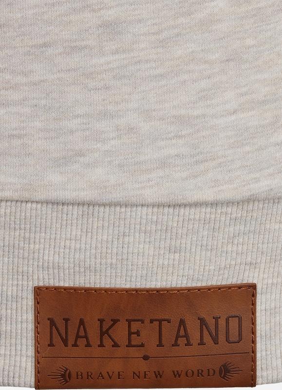 naketano Sweatshirt 'Verdammte Order 66'