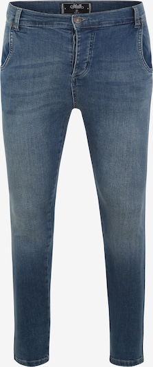 SikSilk Jeans in blue denim, Produktansicht