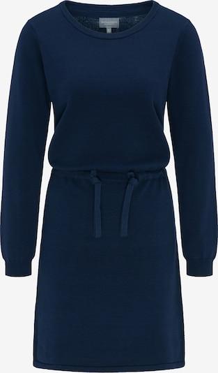 BROADWAY NYC FASHION Pletené šaty 'SOLANGE' - modré, Produkt