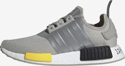 ADIDAS ORIGINALS Sneaker in gelb / grau / silber: Frontalansicht