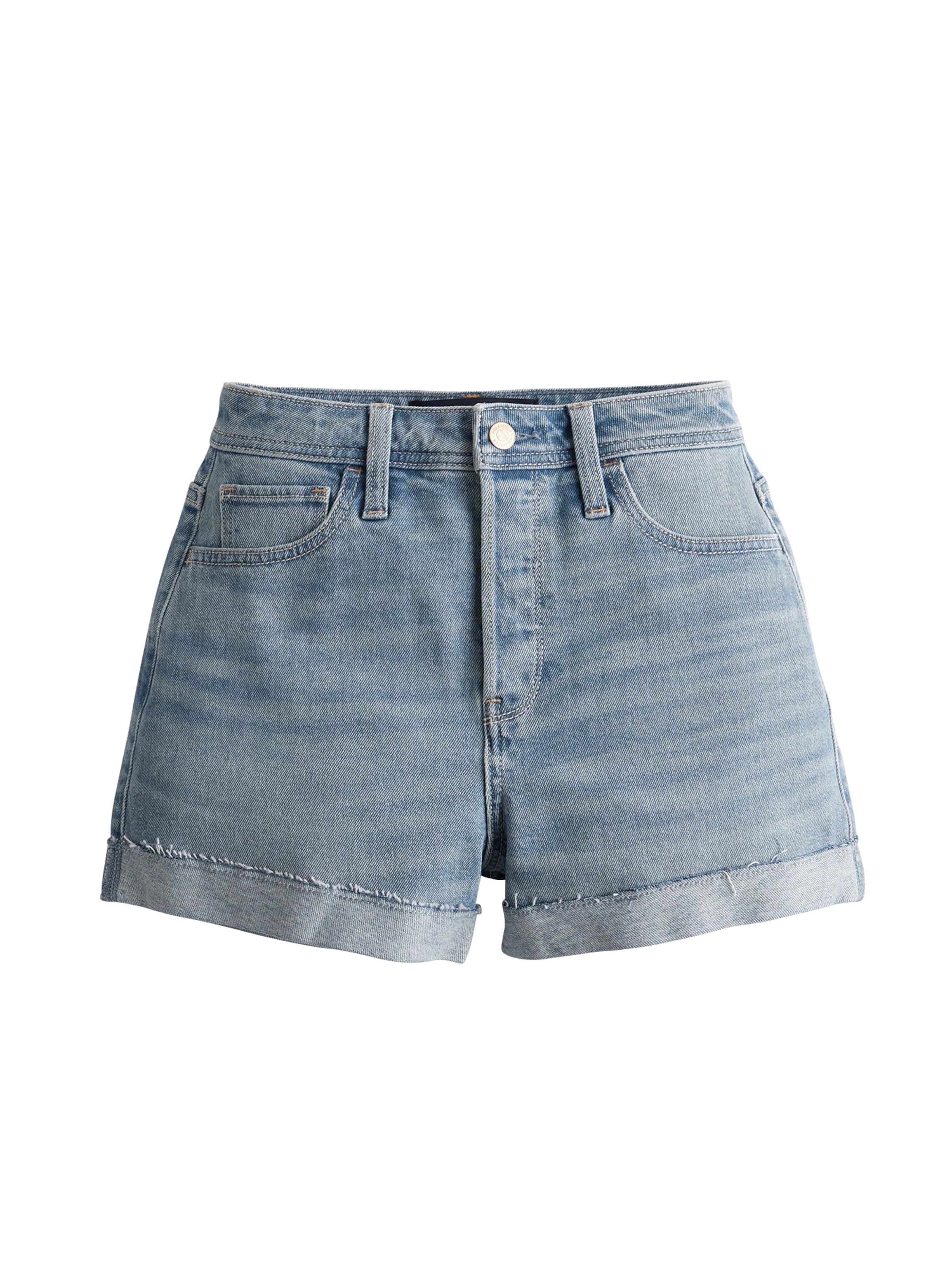 Hollister Denim Hr In Exp dk Short' Blue 'sb19 Jeans Shank Mom TZlOkwPXiu